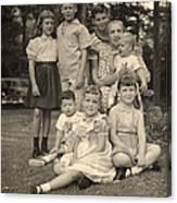Weiner Cousins C 1953 Canvas Print