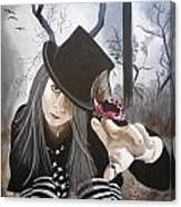 Wendy Wonker Canvas Print