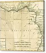 West Africa Canvas Print