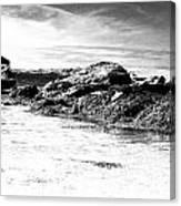 Western Ireland Beach Canvas Print