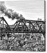 Western Maryland Railroad Canvas Print