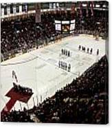 Wfcu Centre Canvas Print