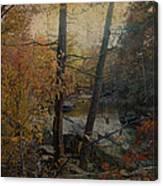 Where Water Flows Canvas Print