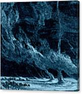 Whirlwinds 1873 Canvas Print