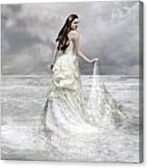 Whispered Waves Canvas Print