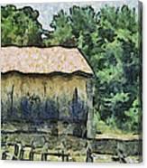 White Bear Farm Canvas Print