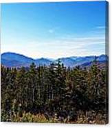 White Mountain National Forest II Canvas Print