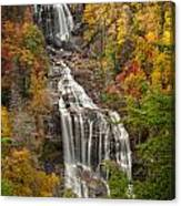Whitewater Falls 1 Canvas Print