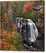 Whitewater Falls 2 Canvas Print