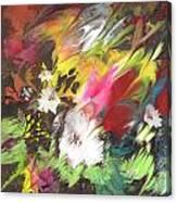 Wild Flowers 04 Canvas Print