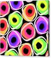 Wild Spots Canvas Print