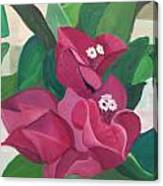 Wildflowers 2 Canvas Print