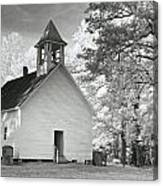 Wildwood Church Canvas Print