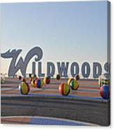 Wildwoods Canvas Print