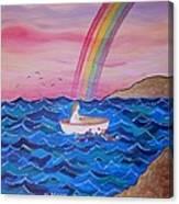Wilka Canvas Print