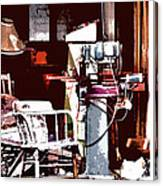 Willburn Furniture And Restoration Needs Restoring Canvas Print