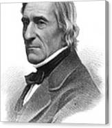 William B. Rodgers Canvas Print