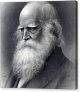 William Cullen Bryant 1794-1878 Was An Canvas Print