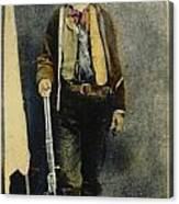 William H. Bonney Canvas Print