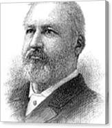 William Henry Hatch Canvas Print