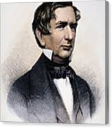 William Henry Seward Canvas Print