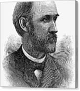 William Miller (1840-1917) Canvas Print