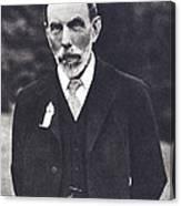 William Ramsay, Scottish Chemist Canvas Print