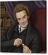 William Wilberforce, British Abolitionist Canvas Print