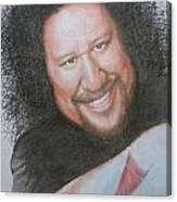 Willie K -hui O Wa'a Canvas Print