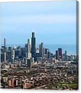 Willis Sears Tower 05 Chicago Canvas Print