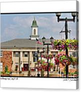 Willoughby City Hall Canvas Print