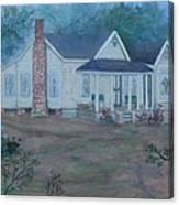 Wilson Homestead Canvas Print