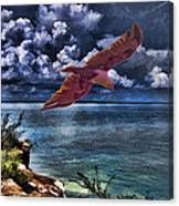 Wind Beneath My Wings Canvas Print