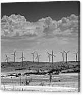 Wind Farm II Canvas Print