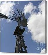 Windmill 4 Canvas Print