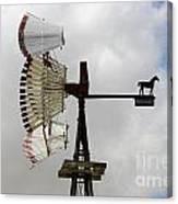 Windmill 9 Canvas Print