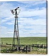 Windmill I Canvas Print