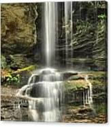 Window Falls Cascade Canvas Print