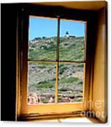 Window View 3 Canvas Print