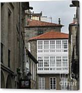 Windows Of Galicia Canvas Print