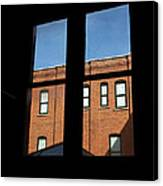 windows of Grace Canvas Print