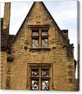 Windows Of Sarlat Canvas Print