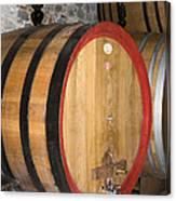 Wine Aging Canvas Print