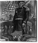 Winfield Scott, American Army General Canvas Print