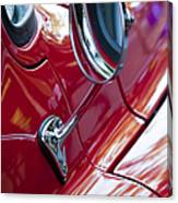 Wing Mirror Canvas Print