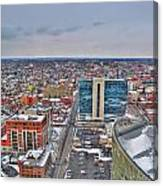Winter Avant Canvas Print