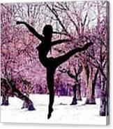 Winter Fantasy 01 Canvas Print