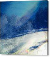 Winter Pastel Canvas Print