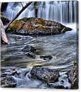 Wisconsin Waterfall Canvas Print