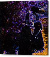 Witch Walk 1 Canvas Print